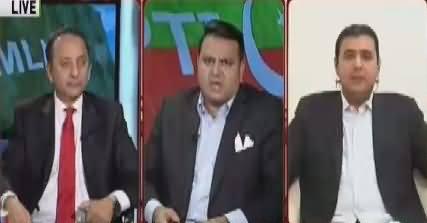 Khabar Kay Peechay Fawad Chaudhry Kay Saath (Dawn Leaks) – 25th April 2017