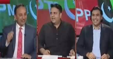 Khabar Kay Peechay Fawad Chaudhry Kay Saath (JIT) – 21st June 2017