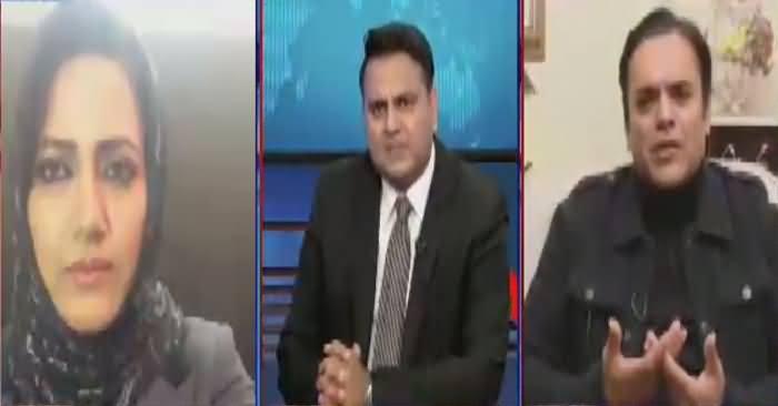 Khabar Kay Peechay Fawad Chaudhry Kay Saath (Panama Leaks) – 13th December 2016