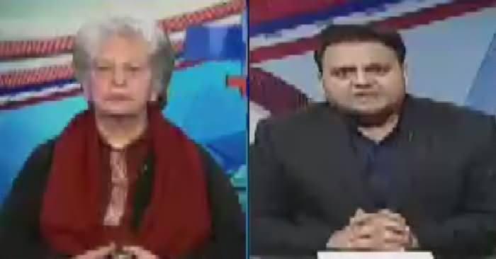 Khabar Kay Peechay Fawad Chaudhry Kay Saath (Parliament Hungama) – 14th December 2016