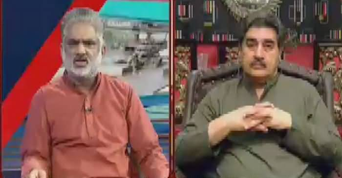 Khabar Kay Peechay Fawad Chaudhry Kay Saath (Zaeem Qadri) – 21st June 2018