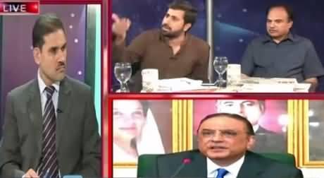 Khabar Roze Ki (Imran Khan Ready For One More Dharna) – 31st August 2015