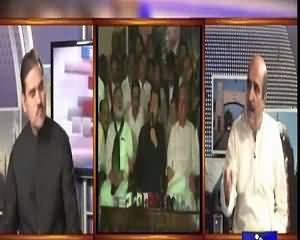Khabar Roze Ki (What Imran Khan Wants To Do?) – 14th July 2015