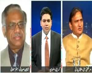 Khabar Say Khabar (Asal Mahajir Kaun?) – 16th June 2015