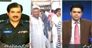 Khabar Say Khabar (Karachi Mein Roshan Chiragon Ki Maut) – 29th April 2015