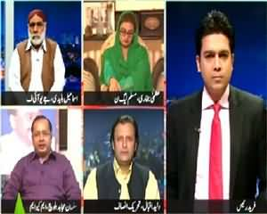 Khabar Say Khabar (MQM Calls Off Dialogue with Govt) – 3rd September 2015