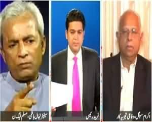 Khabar Say Khabar (Tension Between Pakistan & India) – 11th June 2014