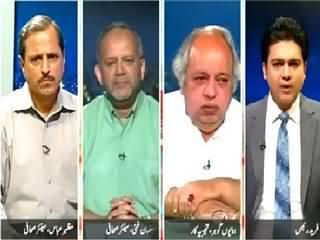 Khabar Say Khabar (Why Bilawal Silent on Karachi Operation) – 4th September 2015