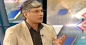 Khabar Se Agay (Army and Govt Should be On Same Page) - 24th April 2014