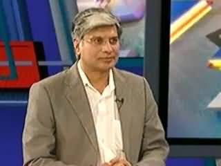 Khabar Se Agay (Is There Some Tension Between Army and Govt?) - 10th April 2014