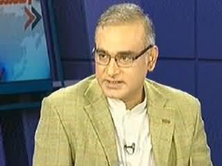 Khabar Se Agay (Pakistan Takes Stand on Big Three Issue) – 11th April 2014