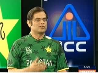 Khabar Se Agay (Tough Competition Between Pak and Sri Lanka) – 8th March 2014