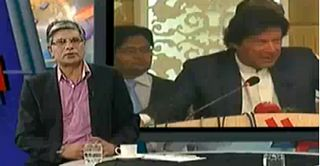 Khabar Se Agey (Imran Khan Badly Criticize Altaf Hussain) - 10th February 2015