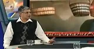 Khabar Se Agey (Imran Khan Harsh Criticism on Altaf Hussain) – 9th February 2015