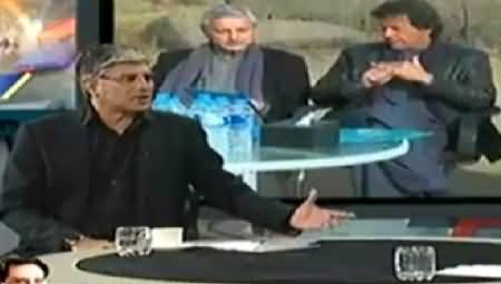 Khabar Se Agey (India UNO Conspiracy Against Pakistan) - 3rd February 2015