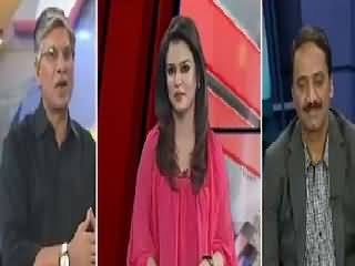 Khabar Se Agey (Is Govt Ready To Accept MQM's Demands?) – 19th August 2015
