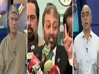 Khabar Se Agey (Is MQM Being Stopped From Playing Democratic Role?) – 12th August 2015