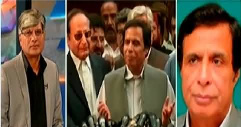 Khabar Se Agey (Is PTI Jalsa More Important For IDPs?) - 26th June 2014