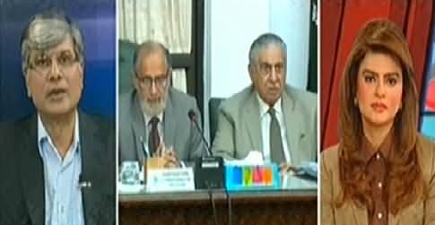 Khabar Se Agey (Next Election May Be Held Before 2018) – 27th September 2014