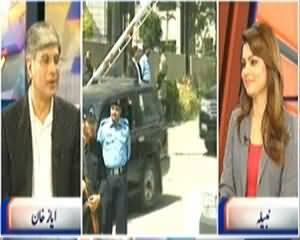 Khabar Se Agey (Pervez Musharraf Case is a Test for Govt) – 2nd April 2014