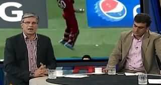 Khabar Se Agey (Poor Performance of Pakistani Team & PCB) – 23rd February 2015