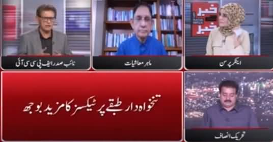 Khabar Se Khabar (Rising Inflation And the Distressed Common Man) - 18th September 2021