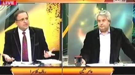 Khabar Se Khabar Tak (Auditor General Wazir-e-Azam Se Dar Gaye?) – 10th November 2015
