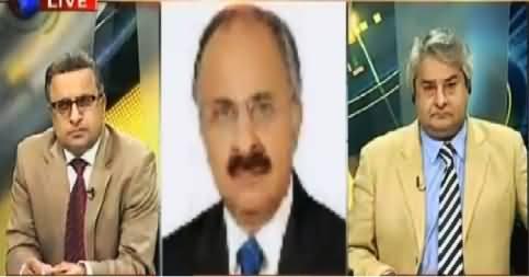Khabar Se Khabar Tak (Nawaz Modi Telephonic Talk) – 5th January 2016