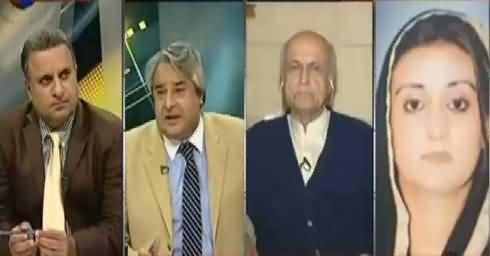 Khabar Se Khabar Tak (PTI Mein Jaan Par Gai, Bilawal Protocol) – 23rd December 2015