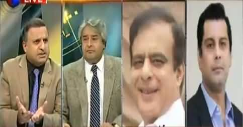 Khabar Se Khabar Tak (What Is New Strategy of PPP?) – 30th December 2015