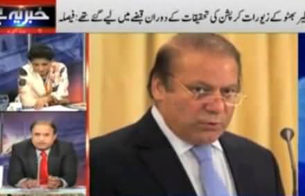 Khabar Yeh Hai (30th November Call, Imran Khan Meeting with US Ambassador) - 24th November 2014