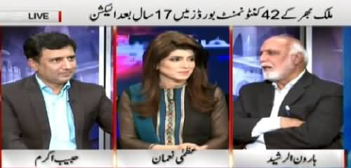 Khabar Yeh Hai (Cantonment Boards Elections After A Long Time) – 25th April 2015