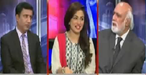 Khabar Yeh Hai (Paris Attacks & Pak Civil Military Relations) – 14th November 2015