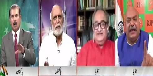 Khabar Yeh Hai (Hot Debate Between Pak India Analysts) – 21st August 2015