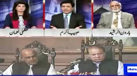 Khabar Yeh Hai (NA-122, PTI & PMLN Campaign) – 10th October 2015
