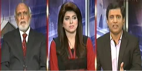 Khabar Yeh Hai (PPP's Allegation on MQM For Creating Water Crises in Karachi) – 12th June 2015