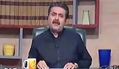 Khabardaar with Aftab Iqbal (Comedy Show) - 11th November 2016