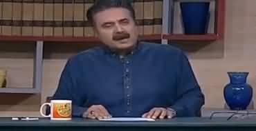 Khabardaar with Aftab Iqbal (Comedy Show) - 4th February 2018
