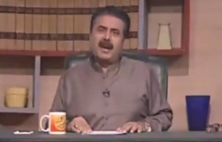 Khabardar Aftab Iqbal (Comedy Show) - 8th December 2016