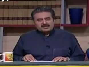 Khabardar with Aftab Iqbal (Comedy Show) - 4th June 2017