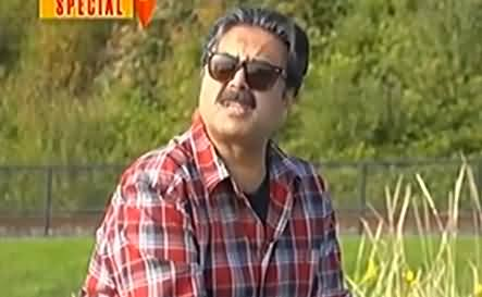 Khabardar with Aftab Iqbal (Canada Special) - 25th March 2017