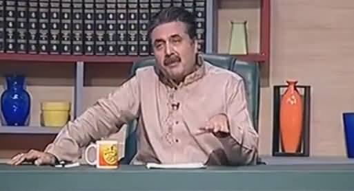 Khabardar with Aftab Iqbal (Comedy Show) - 10th July 2016