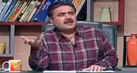 Khabardar with Aftab Iqbal (Comedy Show) – 10th September 2016