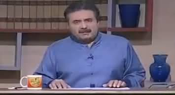Khabardar with Aftab Iqbal (Comedy Show) - 11th November 2017