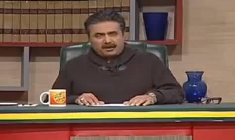 Khabardar with Aftab Iqbal (Comedy Show) - 13th January 2017