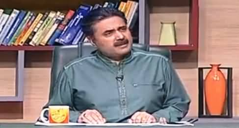 Khabardar with Aftab Iqbal (Comedy Show) - 13th May 2016