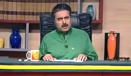 Khabardar with Aftab Iqbal (Comedy Show) - 14th August 2016