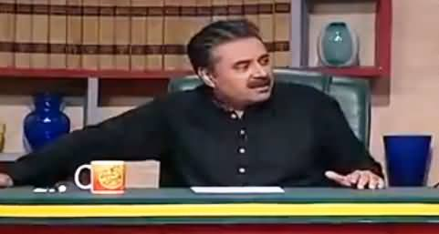 Khabardar with Aftab Iqbal (Comedy Show) – 14th October 2016