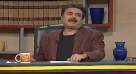 Khabardar with Aftab Iqbal (Comedy Show) - 15th January 2017