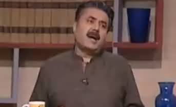 Khabardar with Aftab Iqbal (Comedy Show) - 15th June 2017